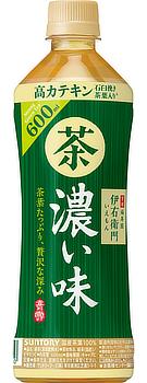 サントリー緑茶 伊右衛門 濃い味