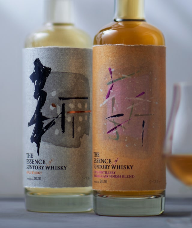 THE ESSENCE of SUNTORY WHISKY