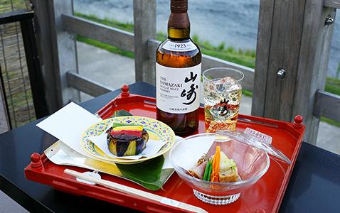 夏の山崎の愉しみ方。
